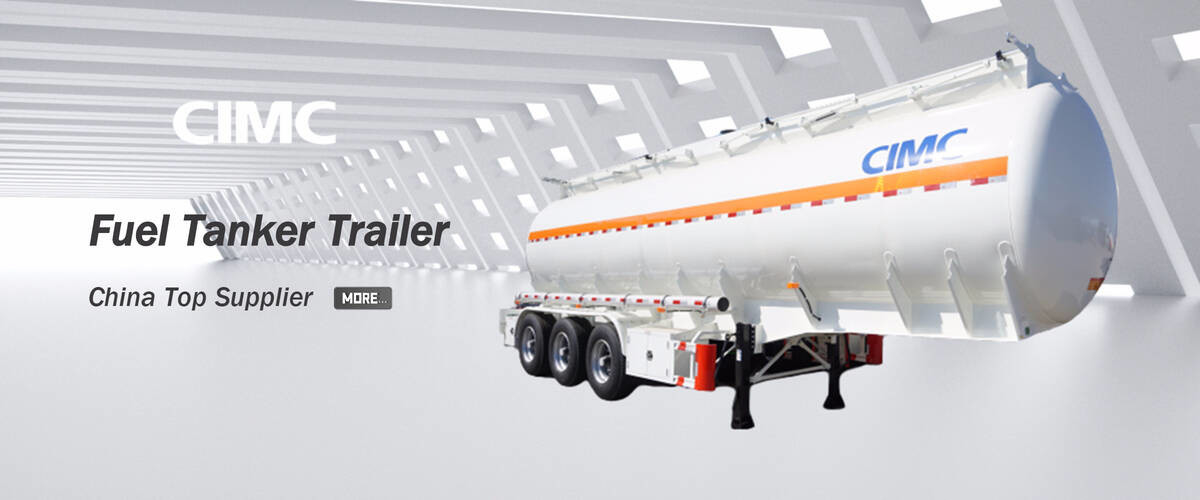 China best Fuel Tanker Trailer on sales