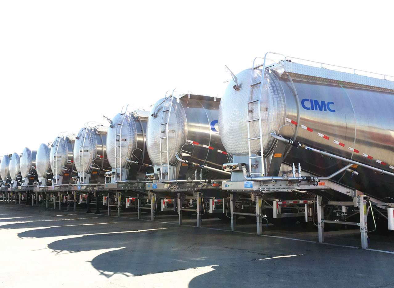Cimc Trailers For Sale in China  - used and new
